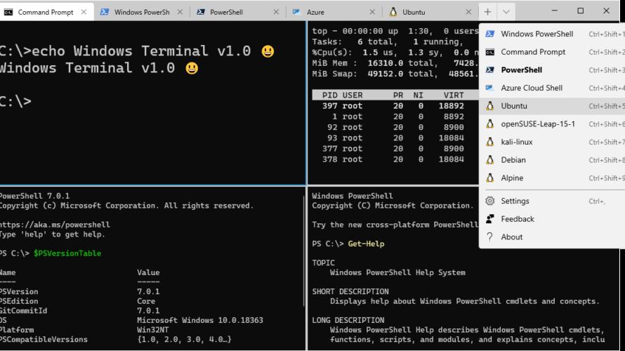 【Windows Terminal】ターミナルをおしゃれにして生産性爆上げさせる【ColorTool不使用】